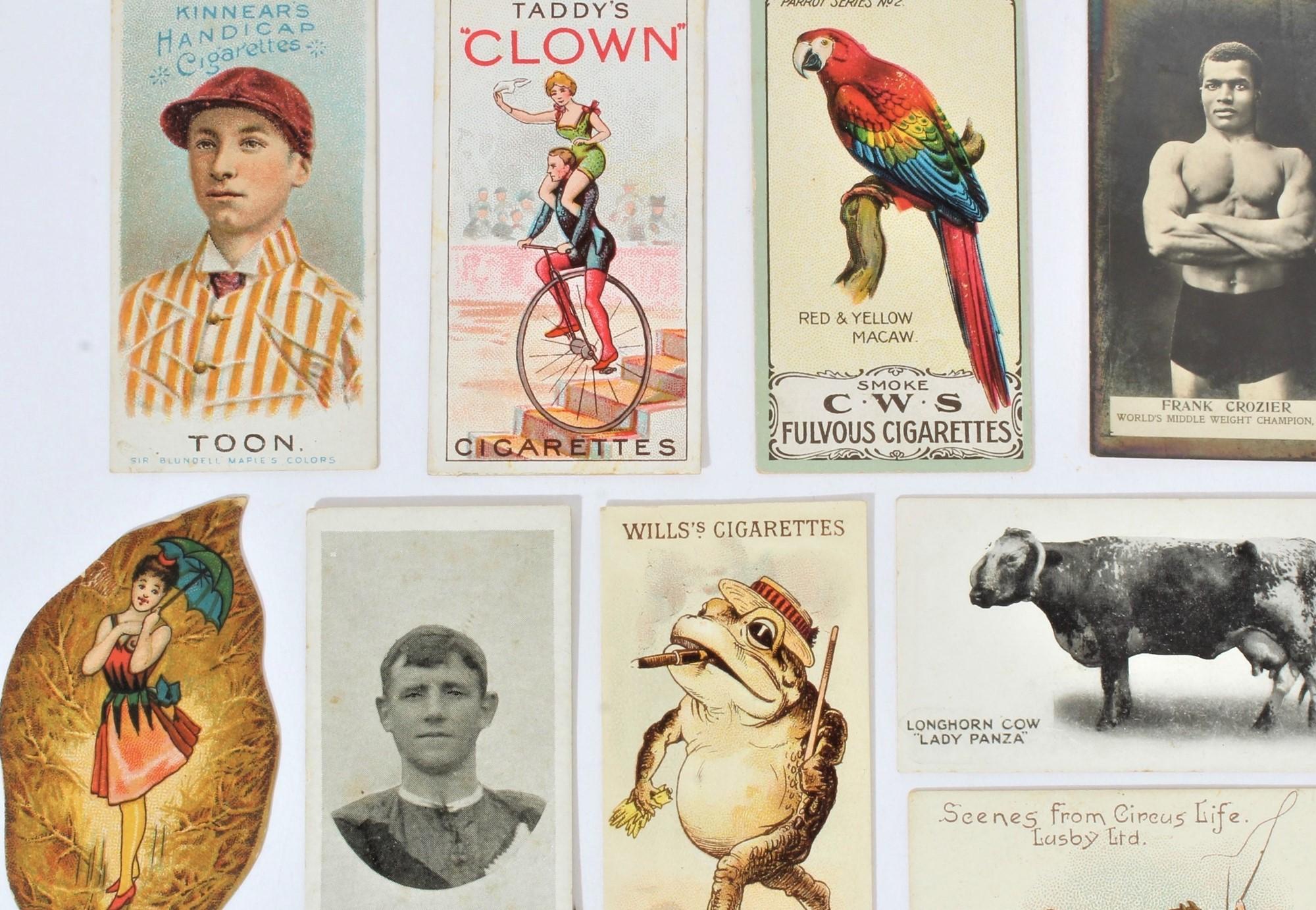 Fine Cigarette Cards Sale - Live Online