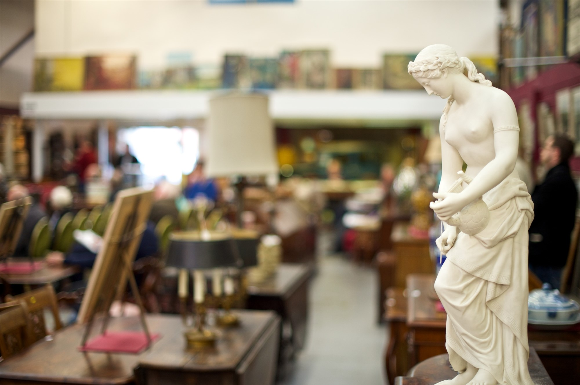 Antiques & Fine Art Sale