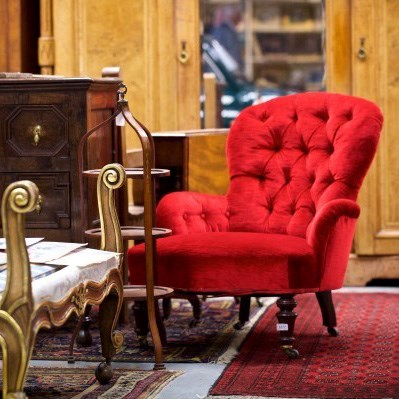 Antique & Modern Furnishings - Live Online