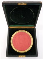 Lot 2 - Fine Victorian Great Seal of England - the...