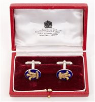Lot 17 - HRH The Prince of Wales - a fine and rare pair...