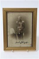 Lot 34 - King Frederick Augustus III of Saxony (1865 -...
