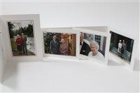 Lot 82 - HM Queen Elizabeth II and HRH The Duke of...