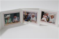 Lot 94 - TRH Prince Charles Prince of Wales and Camilla...