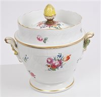 Lot 74 - Late 18th / early 19th century Dresden...
