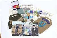 Lot 533 - Korean War and later Medals group - comprising...