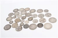 Lot 38 - G.B. pre-1920 Silverer Coinss (Est. face value...