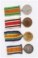 Lot 514 - First World War and later Medals group -...