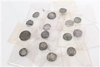 Lot 46 - G.B. Medieval late 14th century to early 15th...