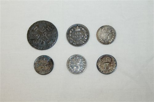 Lot 30 - G.B. mixed Silverer Coinsage - to include...