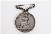 Lot 510 - Victorian Baltic Medals (unnamed as issued)