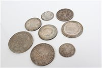 Lot 57 - World - mixed Silverer Coinsage - to include...