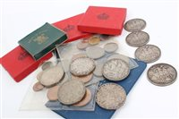 Lot 63 - G.B. mixed Coinsage - to include George V 1935...