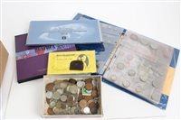 Lot 72 - World - mixed Coinsage and banknotes - to...