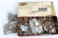 Lot 82 - World - mixed Coinsage, although predominantly...