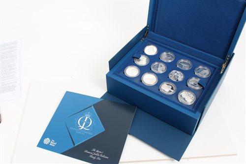 Lot 93 - World - The Royal Mint Queen Elizabeth II...