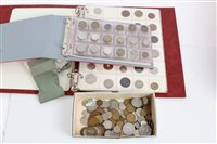Lot 99 - World - mixed Coinsage - to include some...