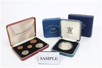 Lot 102 - G.B. mixed Coinsage - to include George V...