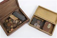 Lot 112 - World - mixed Coinsage - predominantly G.B....