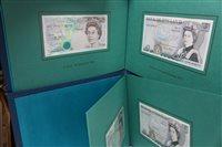 Lot 132 - Banknotes - G.B. Elizabeth II limited edition...