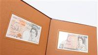 Lot 134 - Banknotes - G.B. Elizabeth II limited edition...