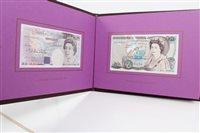 Lot 135 - Banknotes - G.B. Elizabeth II limited edition...