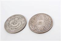 Lot 138 - China - Silverer Dollars - Republic c. 1914....