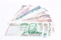 Lot 139 - Banknotes - Bank Markazi Iran - a selection...
