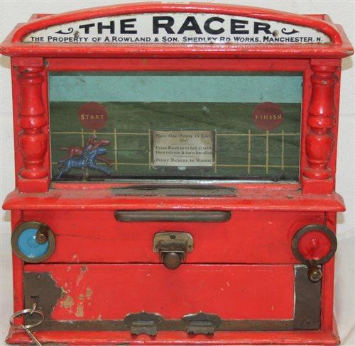 Lot 3422-The Racer 1896, by Doughty & Barrett, London -...