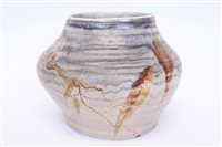 Lot 2006 - Clarice Cliff Bizarre range hand-painted vase...