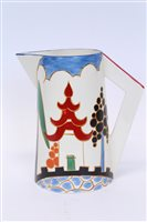 Lot 2008 - Wedgwood Clarice Cliff limited edition Kew...