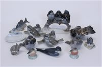 Lot 2057 - Selection of Royal Copenhagen items -...