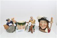 Lot 2077 - Royal Doulton figure - Pride and Joy HN2945,...