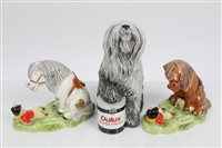 Lot 2090 - Royal Doulton Dulux dog RDA144, boxed with...
