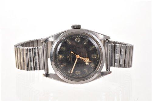 625 - 1950s gentlemen's Rolex Oyster Perpetual...