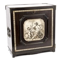 Lot 646-Extremely rare and fine 19th century Italian...