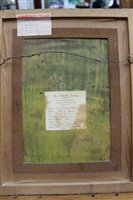 Lot 932-*Sir Cedric Lockwood Morris (1889-1982), oil...