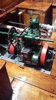 Lot 1199-Edwardian motor launch by Groves & Guttridge...