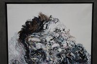 Lot 852-*Maggi Hambling (b.1945) oil on canvas -...