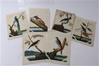 Lot 679 - Collection of six 19th century Indian...