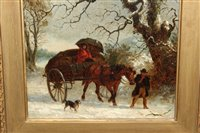 Lot 954-Thomas Smythe (1825-1907) oil on canvas -...