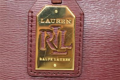 Lot 3050-Ralph Lauren Newbury Satchel