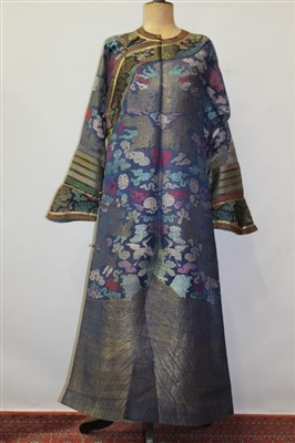 Lot 3057-Chinese robe