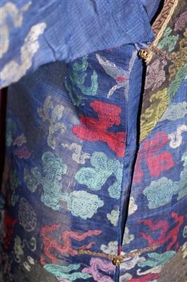 Lot 3057-Chinese robe