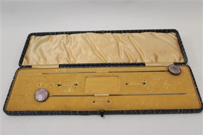 Lot 3062-Coromandel Sewing Box and contents