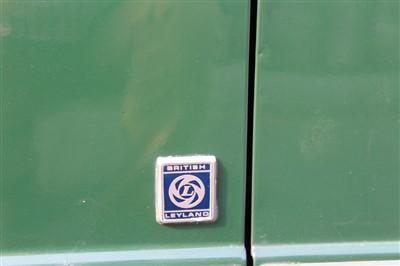 Lot 2951-1976 Triumph Dolomite Sprint