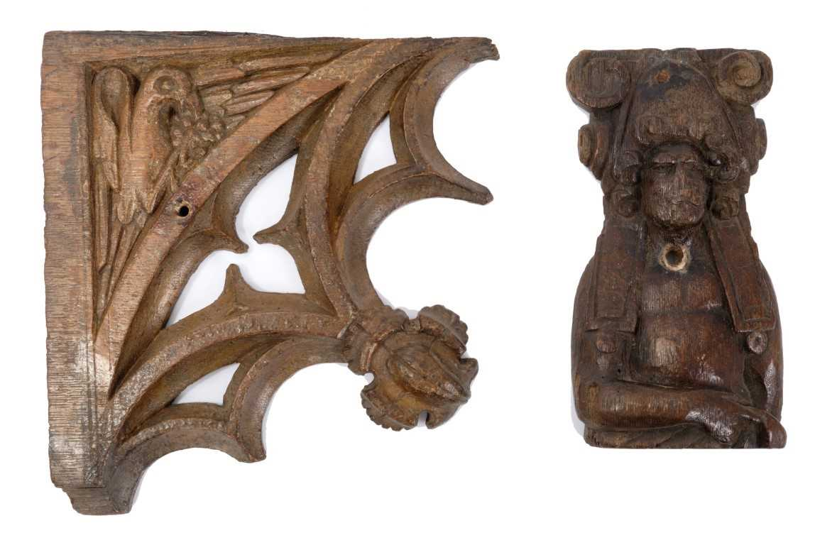 Lot 817-Mediaeval, probably 14th Century