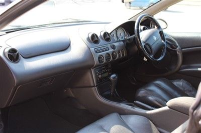 Lot 2-2001 Ford Cougar Coupe