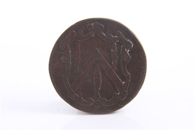 Lot 20-G.B. Cumberland Moresby Colliery AE token