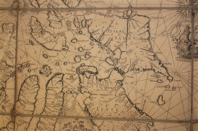 Lot 790-Pedro de Murillo Velarde (1696-1753), engraved map - 'Carte Hydrografica Y Chorographica de la Yslas Filipinas', published Manila, 1734 (The Murillo Velarde Map)